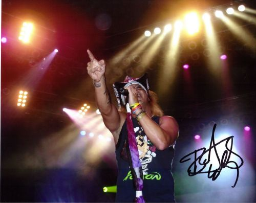 how to meet bret michaels in person